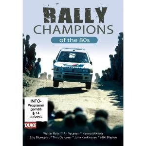 Various: Rally Champions of the 80s