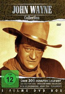 Wayne, J: John Wayne Collection