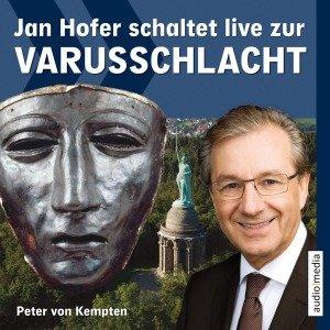 Jan Hofer schaltet live zur Varusschlacht