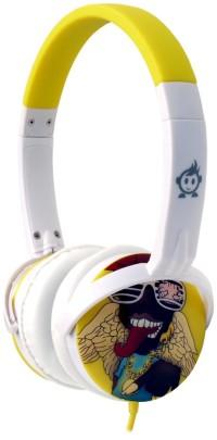 BIOXAR FreeStyler Headphone Yellow