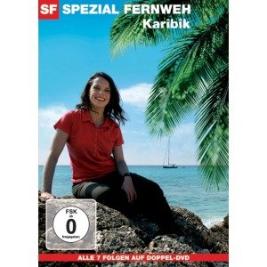 Fernweh Karibik, 2 DVDs