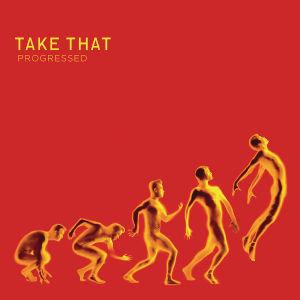 Take That, Progressed, 2 Audio-CDs