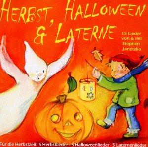 Herbst, Halloween & Laterne, Audio-CD