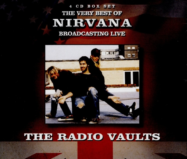Radio Vaults-Best of Nirvana Broadcasting Live