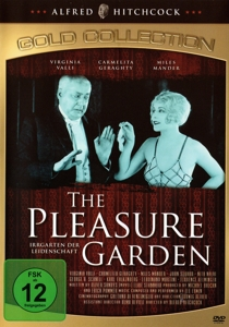 Alfred Hitchcock The Pleasure Garden