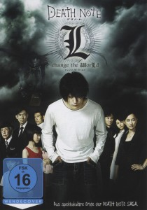 Death Note-L Change The World