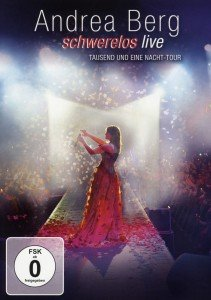 Schwerelos Live, 1 DVD