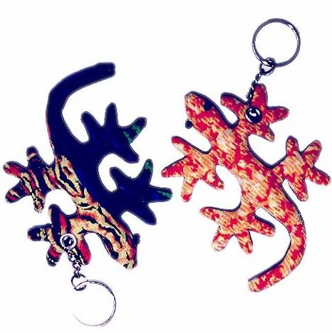 Corvus A600711 - Gecko Schlüsselanhänger