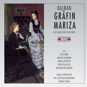 Chor & Orchester Des Leipziger Rundfunks: Gräfin Mariza