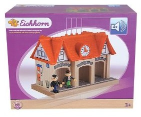 Eichhorn 100001514 - Bahn, Soundbahnhof