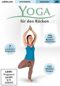 Yoga für den Rücken, DVD