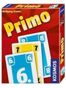 Kosmos 740412 - Primo, Kartenspiel