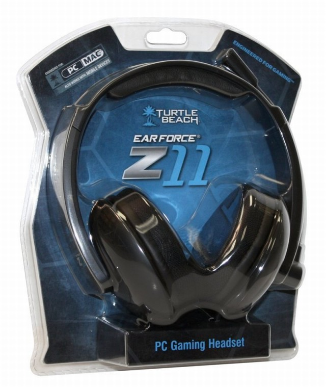 Turtle Beach Ear Force Z11 (PC Gaming Headset)