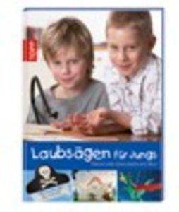 Corvus A170100 - Buch Laubsägen für Jungs: Freche und coole Idee