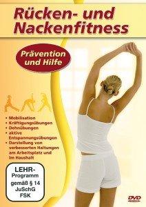R?cken -und Nackenfitness, 1 DVD
