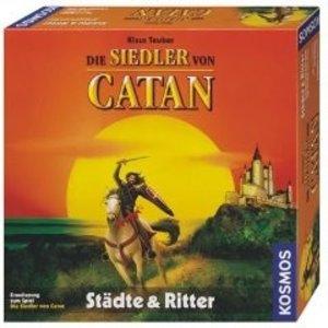Siedler v. Catan/Städte u. Ritter