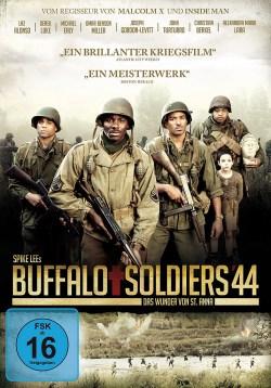 Buffalo Soldiers 44 - Das Wunder von St. Anna