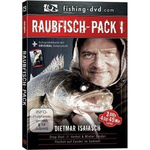 Raubfisch Pack I, 3 DVDs