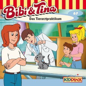 Bibi & Tina - Das Tierarztpraktikum, 1 Audio-CD