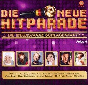 Die neue Hitparade. Folge.4, 2 Audio-CDs