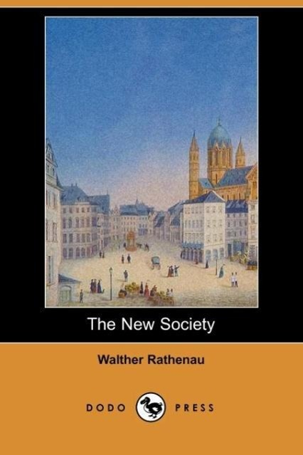 The New Society (Dodo Press)