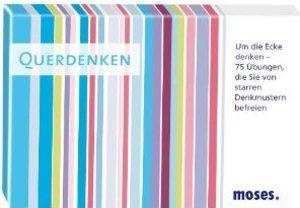 Moses Verlag 25110 - Think smarter!: Querdenken
