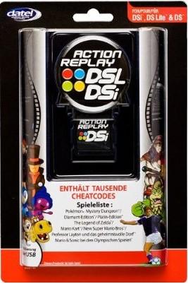 Action Replay für DSi, DS Lite, DS