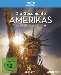 Die Geschichte Amerikas-Die Biografie einer Nation