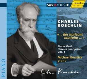 Korstick, M: Werke Für Klavier Vol.3