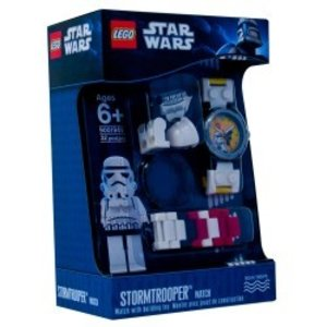 LEGO® Kinderuhr Star Wars - Stormtrooper