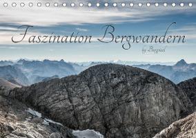 "\""Bergpixel\"" Faszination Bergwandern (Tischkalender 2021 DIN A5"