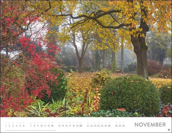 Gartenparadies Kalender 2022
