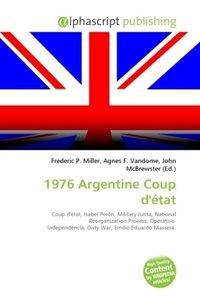 1976 Argentine Coup d\'état