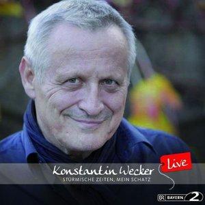 Stürmische Zeiten, mein Schatz - Live, 1 Audio-CD