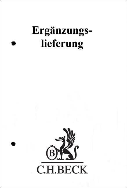 Gesetze des Freistaates Bayern  134. Ergänzungslieferung