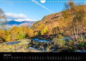 Images from the Lake District (Wall Calendar 2022 DIN A4 Landscape)