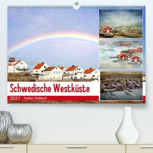 Schwedische Westküste (Premium, hochwertiger DIN A2 Wandkalender