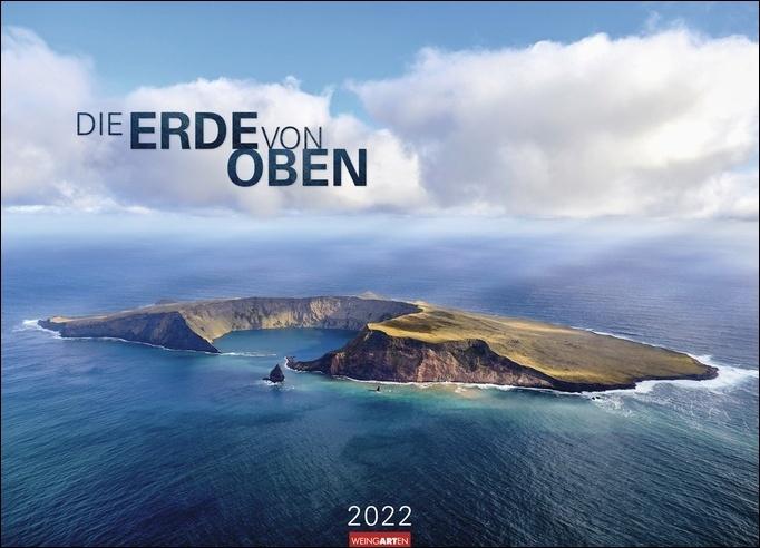 Die Erde von oben Kalender 2022