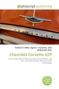 Chevrolet Corvette GTP