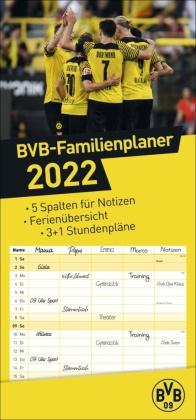 BVB Familienplaner Kalender 2022