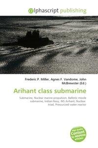 Arihant class submarine