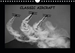 Classic aircraft (Wall Calendar 2021 DIN A4 Landscape)