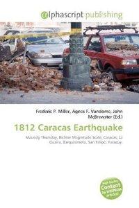 1812 Caracas Earthquake