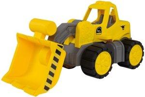BIG 800056837 - Power Worker, Radlader gelb 47 cm