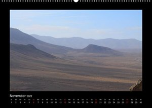 Fuerteventura die Sonneninsel (Wandkalender 2022 DIN A2 quer)