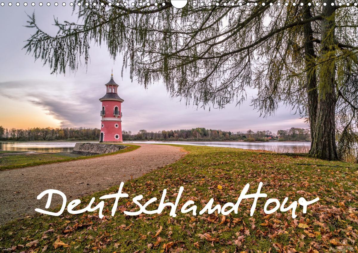 Deutschlandtour (Wandkalender 2021 DIN A3 quer)