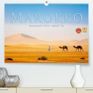Marokko: Marrakesch, Atlas, Sahara, Fès (Premium, hochwertiger D