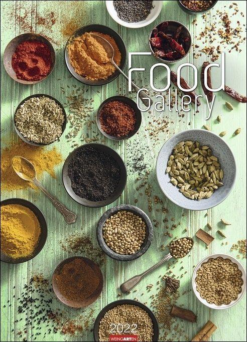 Food Gallery Kalender 2022