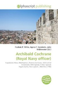 Archibald Cochrane (Royal Navy officer)