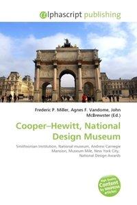 Cooper Hewitt, National Design Museum